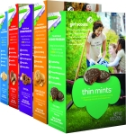 Girl Scout cookies will be sold in the Philadelphia area starting Feb. 8. That's our favorite February holiday!