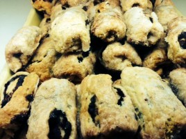 They call it rugelach at Lipkin's Bakery in Northeast Philadelphia.